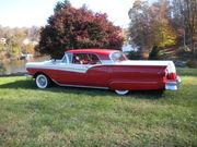 1957 Ford Fairlane Hide-away hardtop