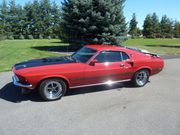 1969 Ford Mustang 70335 miles