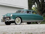 1950 Other Makes HUDSON PACEMAKER DELUXE BROUGHAM