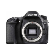 Canon EOS 80D 24.2MP Digital SLR Camera