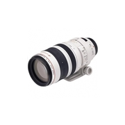 Canon EF 100-400mm f/4.5-5.6L IS USM (white) Lens