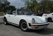1988 Porsche 911Carrera Targa 2-Door